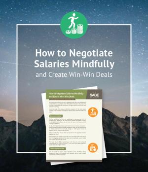Mindful Salary Negotiation - Ebook